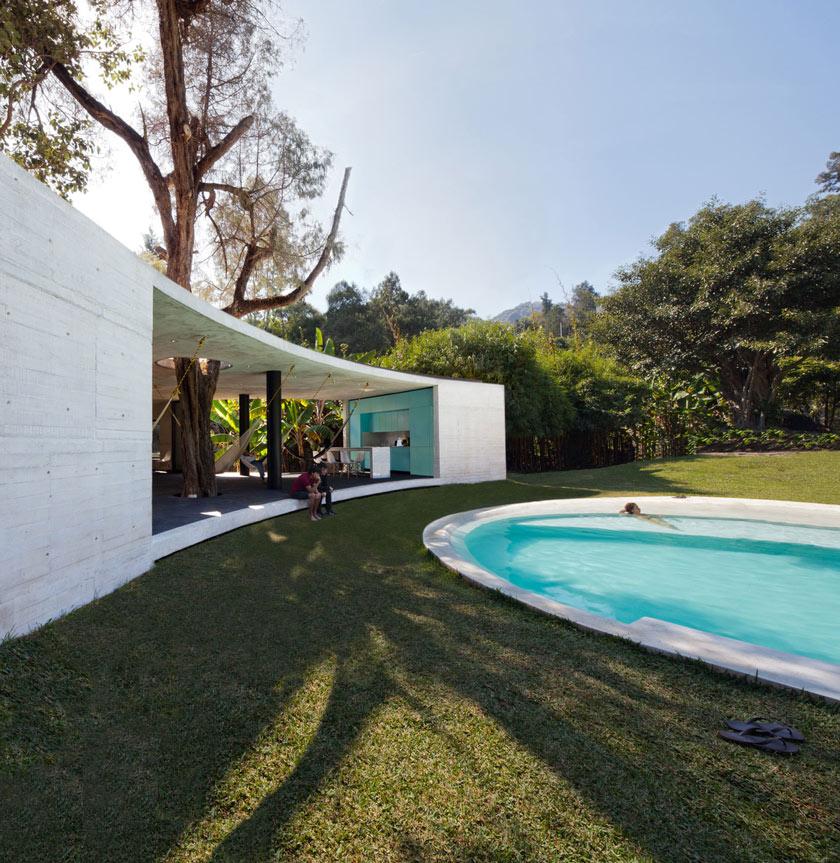 Lounge Tepoztlán abraza su entorno